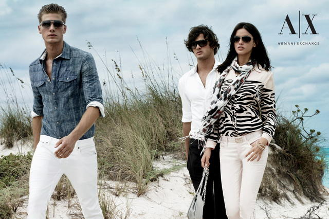 Up to 60% Off Summer Sale @ Armani Exchange