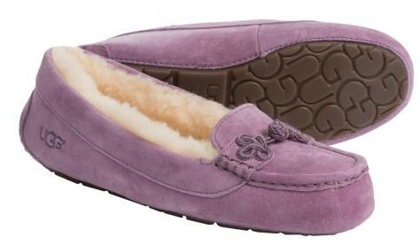 UGG® Australia Suki Suede Slippers (For Women)