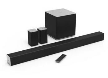 From $59.99 Select Certified Refurbished VIZIO Sound Bars @ Amazon.com