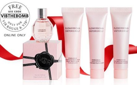 Free Viktor&Rolf with $35 Beauty Purchase or more @ Sephora.com