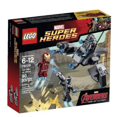 LEGO Superheroes Iron Man vs. Ultron 76029