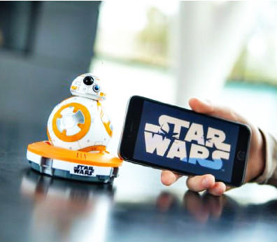 #1 Best seller! $96.99 Sphero BB-8 App-Enabled Droid