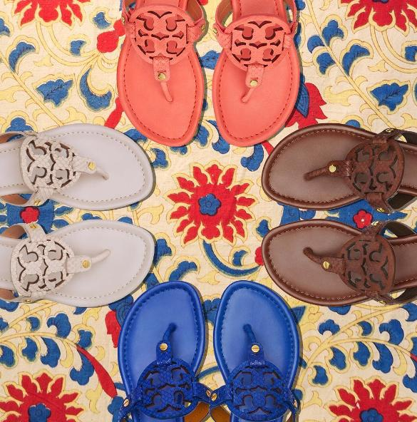 Up to 30% Off + Extra 25% Off Tory Burch Shoes Sale @ Bloomingdales