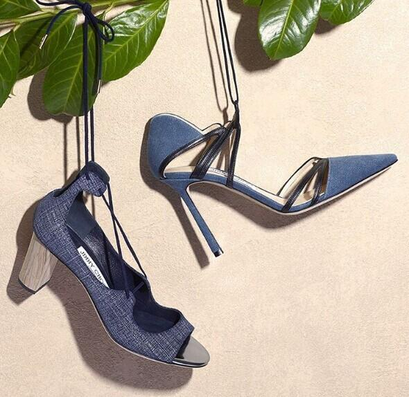 Up to 67% OFF Jimmy Choo Summer Sale @ SSENSE