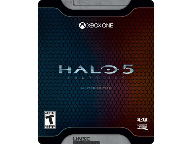 Halo 5 Guardians Limited Edition - Xbox One