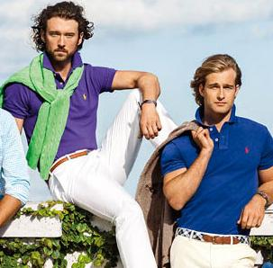 Up to 60% Off+Extra 25% Off Polo Ralph Lauren Men Clothes Sale @ Bloomingdales
