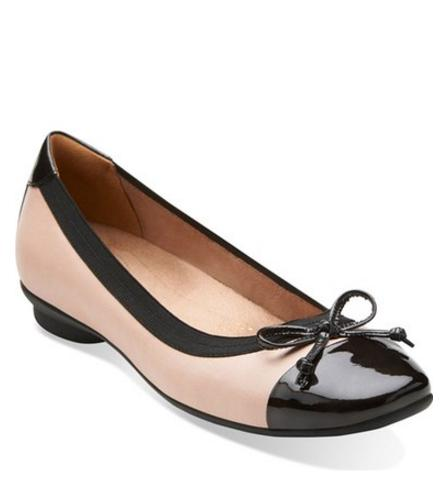 $48.89 Clarks® 'Candra Glow' Flat On Sale @ Nordstrom