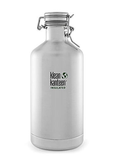 Klean Kanteen Insulated Growler With Swinglok Cap