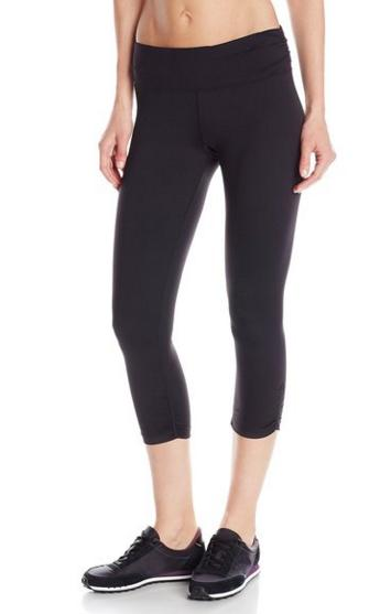 $9.75 Calvin Klein Performance Women's Fitness Capri with Shirring
