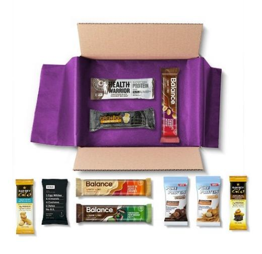 $4.99 Sample Box Collections, 5 or more samples