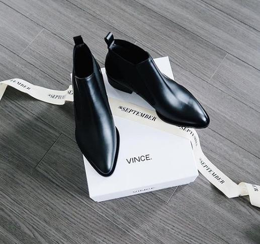 Extra 25% Off Vince Shoes On Sale @ Bloomingdales