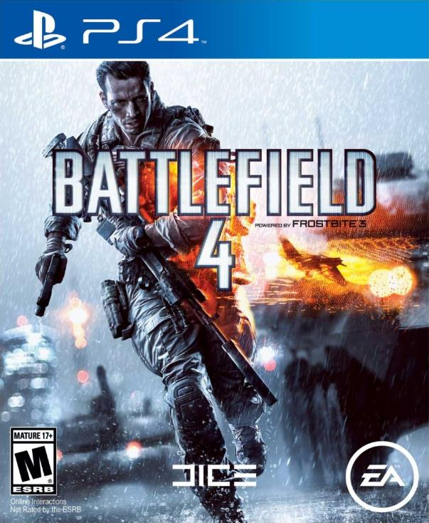 $14.99 Battlefield 4 - PlayStation 4