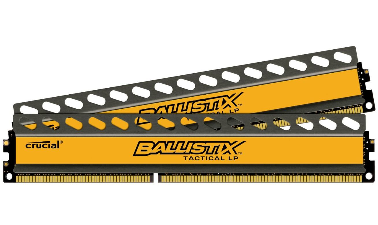 Crucial Ballistix Tactical 16GB (2 x 8GB) 240-Pin