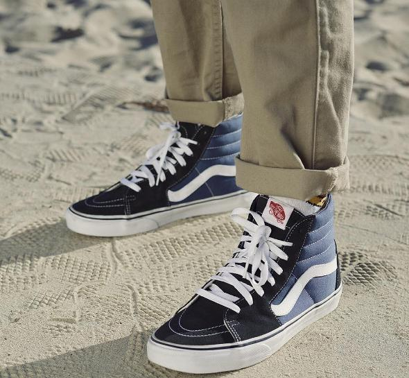 Up to 60% Off+Extra 25% Off Vans Men's Shoes On Sale @ Bloomingdales