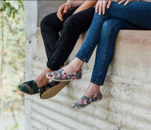 Up to 50% Off TOMS Women's Shoes @ 6PM.com