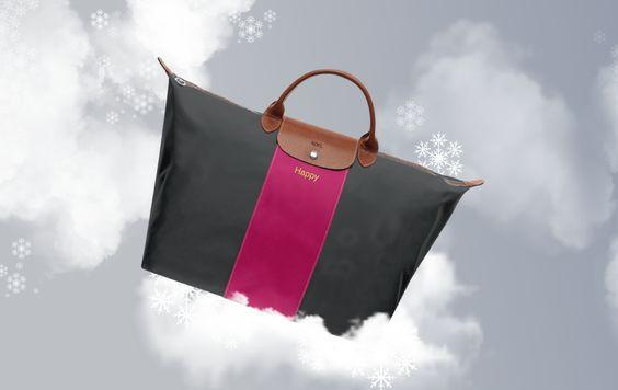 Up to 25% Off Longchamp Bags @ Sands Point Shop