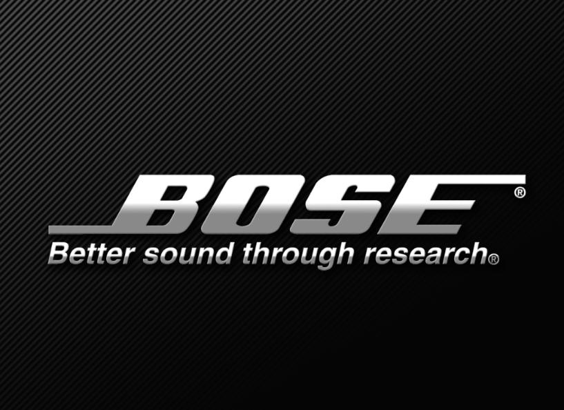 10% Off Bose - Home Theater System, Soundlink Speakers, wireless headphones and more