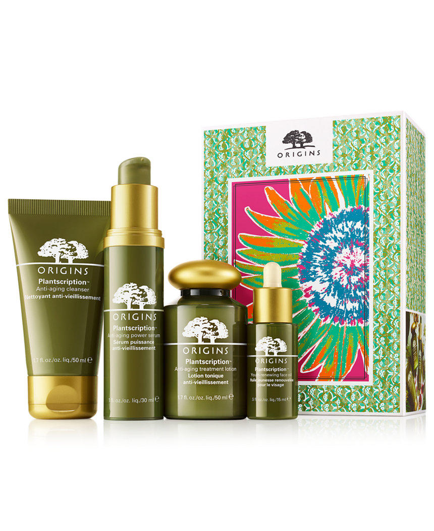 Origins Plantscription Power Anti-Agers Set ($103.83 Value)
