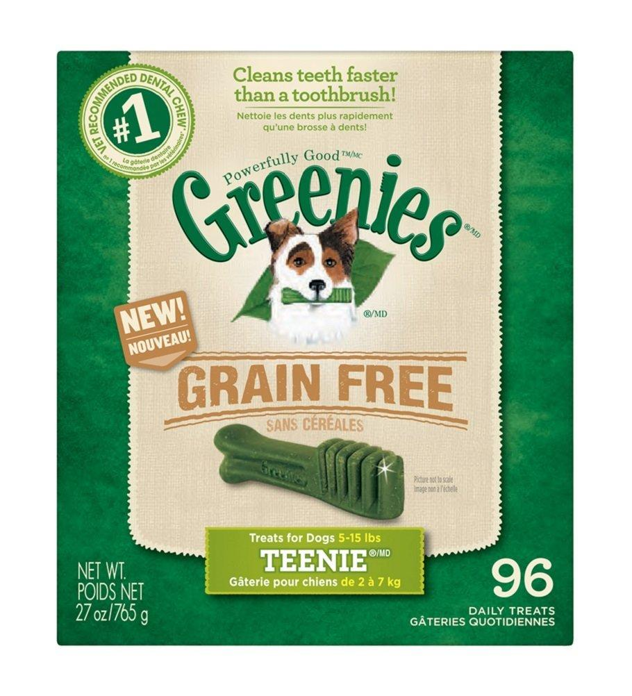 Greenies Grain Free Teenie Dental Treats 12oz