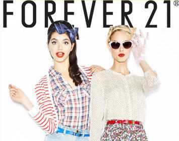 Up to 50% Off Summer Sale @ Forever21.com