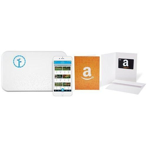 $129.99 Iro 8 Zone Wi-Fi Intelligent Irrigation Controller + $50 Amazon Gift Card