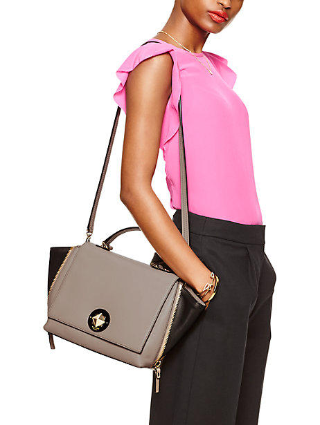 From $99 Colorblock Handbags on sale @ kate spade
