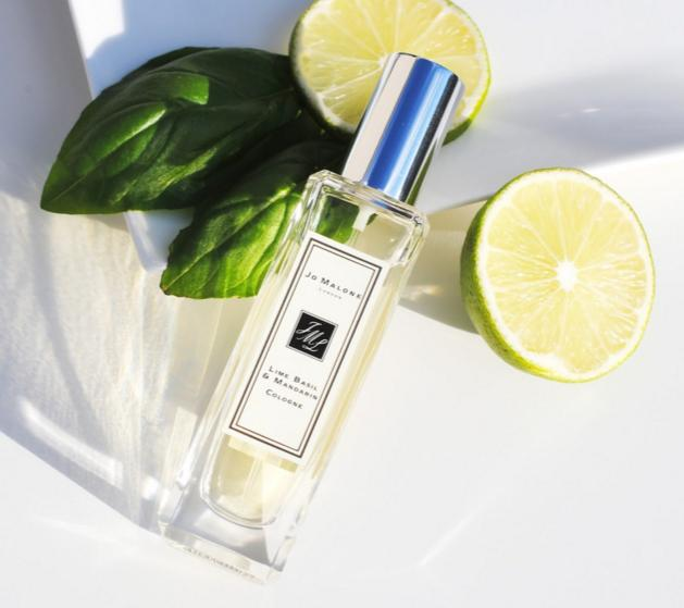 Free Lime Basil & Mandarin Cologne with Any Online Purchase @ Jo Malone London