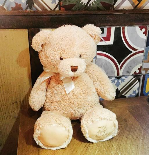 Gund My First Teddy Bear Baby Stuffed Animal, 18 inches