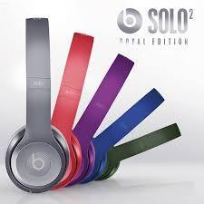 Beats by Dr. Dre Solo 2 On-Ear Headphones - Assorted Colors