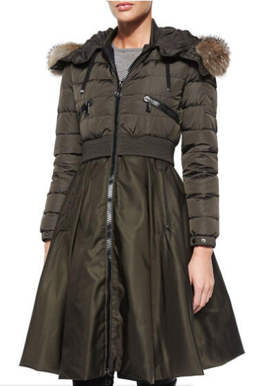 Up to 50% Off Moncler Women's Apparel @ Neiman Marcus