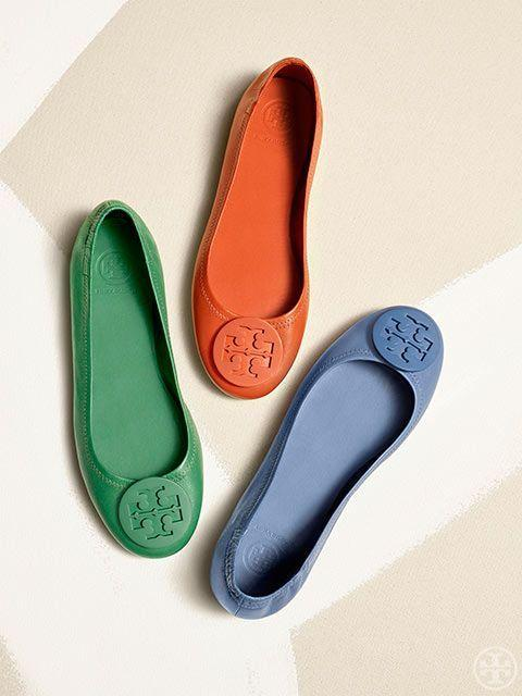 Up to 40% Off Women's Shoes @ Tory Burch