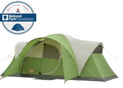 Up to 56% Off Featured Coleman Tents and Summer Shelters @ Amazon.com