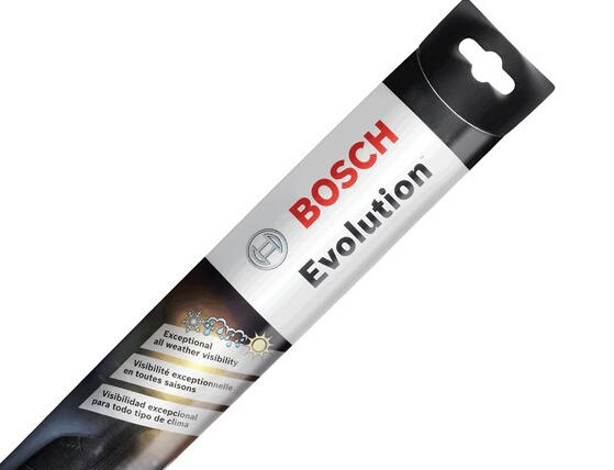 $6.99–$7.99 BOSCH Evolution All Season Beam Wiper Blade