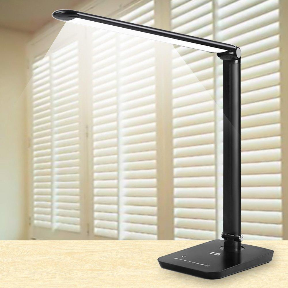 Lightning deal-LE® Dimmable LED Desk Lamp