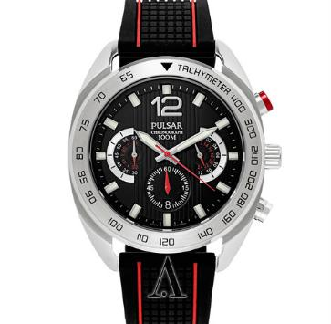 Up to 74%off Pulsar Men's On the Go Watch@Ashford