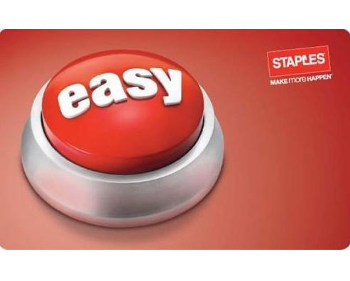 $150 Staples Gift Card