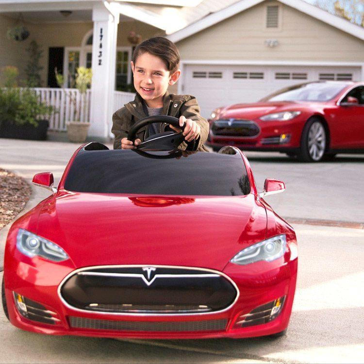 $499 Tesla Model S for Kids