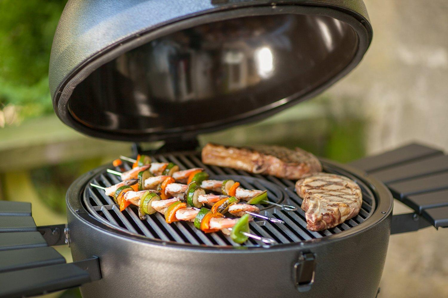 Char-Griller 06620 Akorn Kamado Kooker Charcoal Barbecue Grill and Smoker