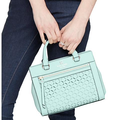 $129 kate spade Perri Lane Saffiano Mini Romy on Sale @ kate spade