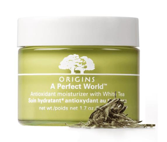 7 HOURS ONLY! a free full-size A Perfect World Moisturizer (a $43 value) with any $30 order