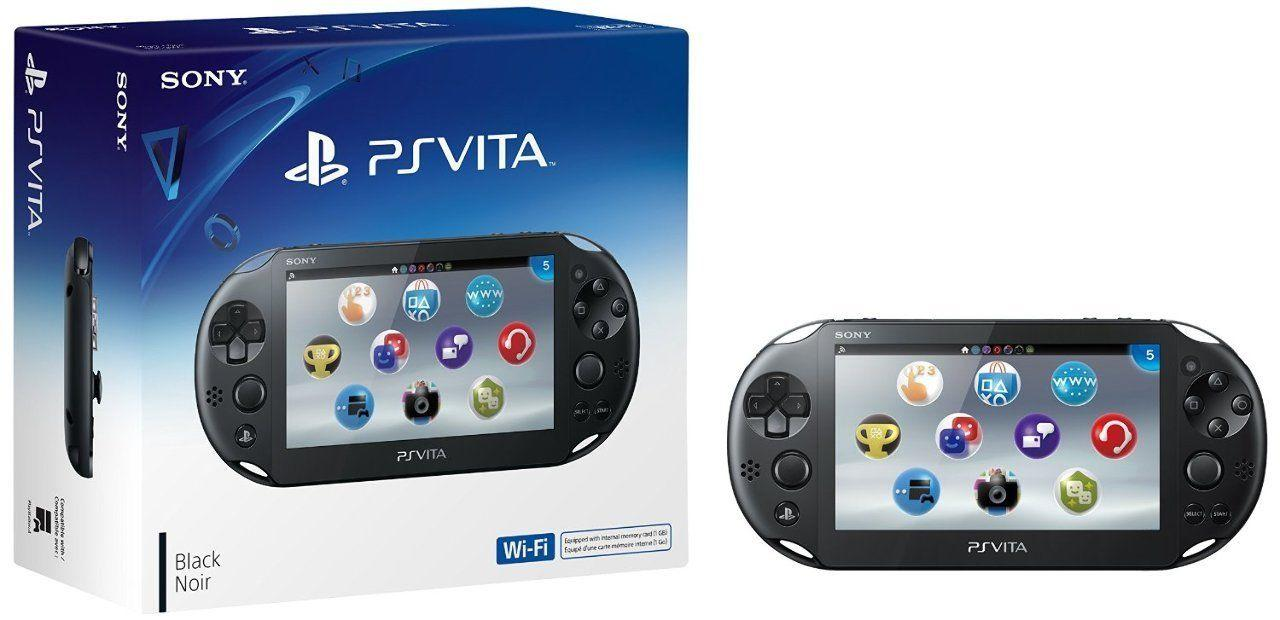 $119.99 Sony PlayStation Vita w/ WiFi