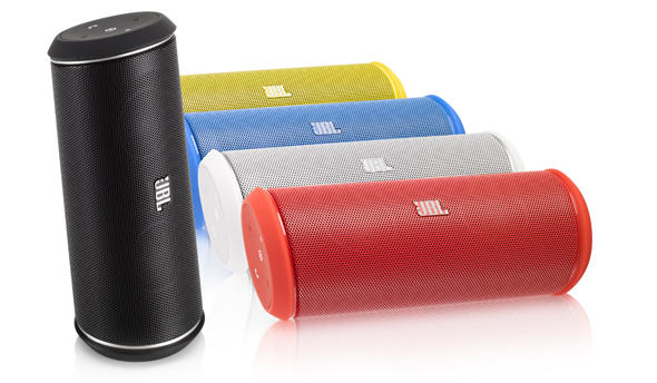 JBL Flip 2 Portable Wireless Bluetooth Speaker (Recertified)