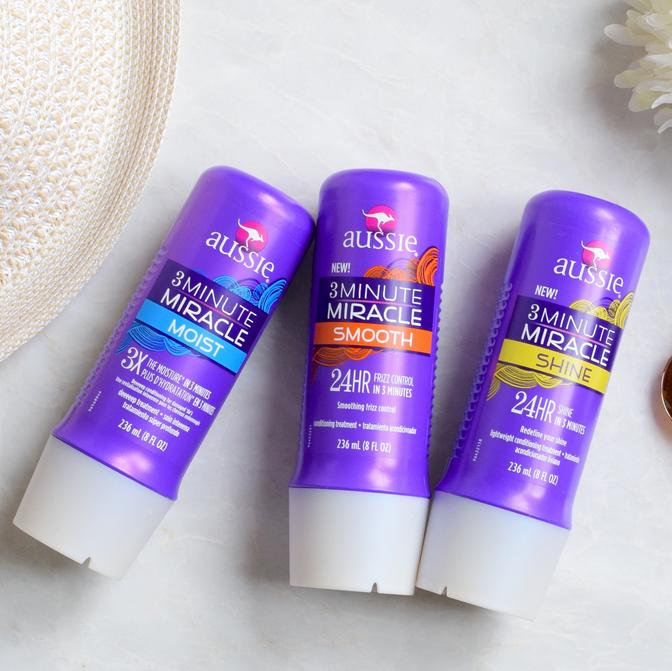 $2.97 Aussie 3 Minute Miracle Color Conditioning Treatment 8 Fl Oz