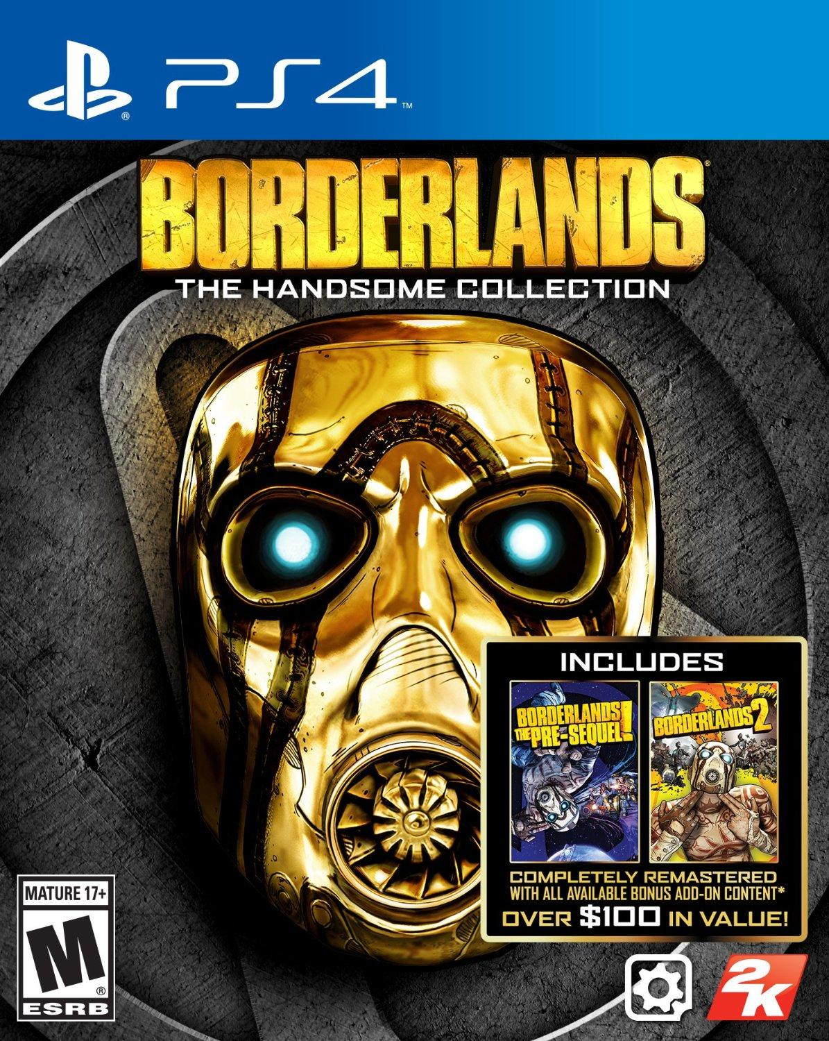 $19.99 Borderlands: The Handsome Collection