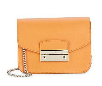 Furla Julia Mini Leather Crossbody Bag @ Saks Off 5th