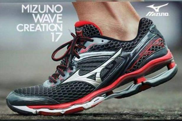 $63.99 Mizuno Wave Creation 17 Running Shoes
