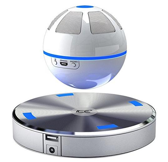 $104.99 ICE Portable Wireless Floating Bluetooth Speaker