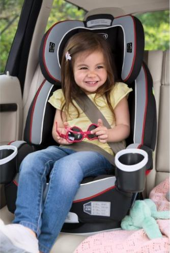 $239.99 Graco 4ever All-in-One Car Seat, Cougar