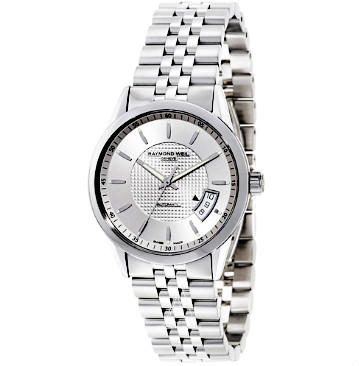 $499 Raymond Weil Men's Freelancer Watch 2770-ST-65021