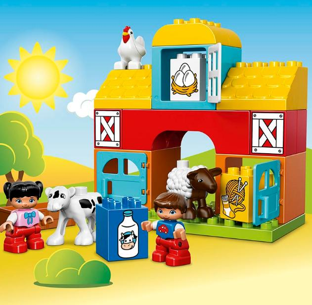 From $9.59 Up to 40% Off LEGO DUPLO Sale @ Amazon
